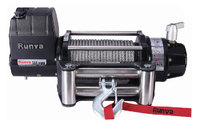 Лебёдка электрическая 12V Runva 12500 lbs 5720 кг (влагозащищенная)