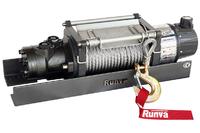 Лебёдка гидравлическая двухскоростная Runva 12000 lbs 5700 кг