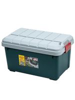 Ящик экспедиционный IRIS RV BOX 600 c двойной разделенной крышкой, 40 л.