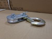 Блок усиления (полиспаст) для квадроцикла ATV 2 т. со шплинтами