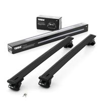 Багажник THULE WingBar черный (на рейлинги) Длина дуг 127 см
