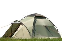 Палатка-автомат туристическая Maverick Comfort Solar Control (светло-коричневый / зеленый)