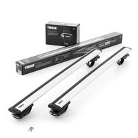 Багажник THULE WingBar серебристый (на широкие рейлинги) Длина дуг 118 см