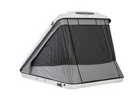 Палатка на крышу автомобиля Discovery Evo белая 140х200 см