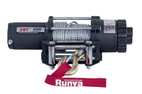 Лебёдка электрическая 12V Runva 4500A lbs