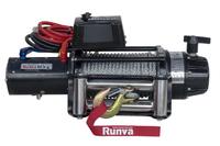 Лебёдка электрическая 24V Runva 12500 lbs 5670 кг (влагозащищенная)