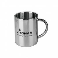 Термокружка ТОНАР 300ML металлическая