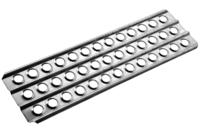 Сэнд-трак РИФ 120x44 см алюминиевый