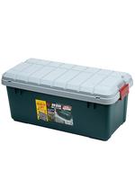 Ящик экспедиционный IRIS RV BOX 800 c двойной разделенной крышкой 78,5x37x32,5 см.