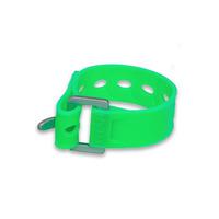 Ремень крепёжный TitanStraps Super Straps зелёный L = 23 см (Dmax = 6,55 см, Dmin = 1,47 см)