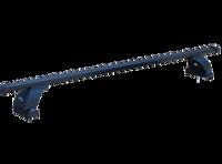 Багажник на крышу с дугами 1,2м прямоугольный для Mitsubishi Outlander (2012+) без рейлингов
