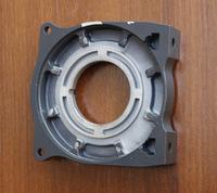 Станина (боковина) крепления мотора лебедки Runva EWB9500U