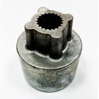 Муфта тормоза (колокольчик) для лебедок Electric Winch (под шлицы)