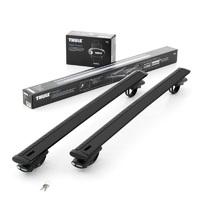 Багажник THULE WingBar черный (на широкие рейлинги) Длина дуг 127 см