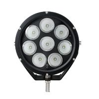 Фара светодиодная водительского света РИФ 180 мм 80W