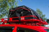 Автомобильный бокс на крышу РИФ мягкий (100x80x40 см)