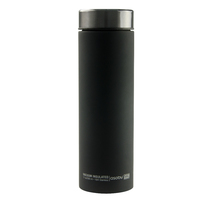 Термос LE BATON, 500 мл, черный/дымчатый