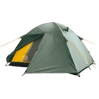 Палатка Malm 2+ BTrace (Зеленый/Бежевый)