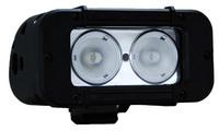 Фара водительского света РИФ 127 мм 20W LED