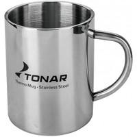 Термокружка ТОНАР 450 мл. металлическая