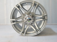 Диск Тойота Ниссан литой серебристый 6x139,7 8xR16 d110 ET+13