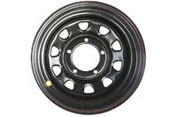 Диск усиленный УАЗ стальной черный 5x139,7 8xR15 d110 ET-19