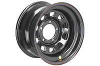 Диск усиленный УАЗ стальной черный 5x139,7 8xR15 d110 ET-25