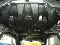 Защита картера TLC Prado 150 (2009+) + АКПП+РК (композит 10 мм)