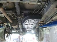 Защита топливного бака Toyota Hilux 2015+ (композит 8 мм)
