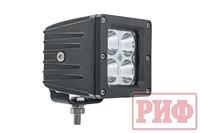 Фара светодиодная рабочего света РИФ 92 мм 20W