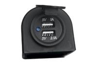 Розетка USB 3,1А в корпусе
