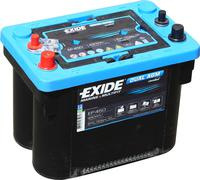Аккумулятор EXIDE Dual AGM 50Ah 750CCA