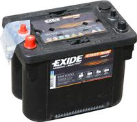 Аккумулятор EXIDE Start AGM 50Ah 800CCA
