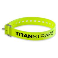 Ремень крепёжный TitanStraps Industrial желтый L = 51 см (Dmax = 14,15 см, Dmin = 5,5 см)