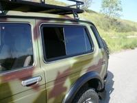 Окно раздвижное левое ВАЗ Нива 2121