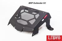 Вынос радиатора на BRP G1 500-800 LitPro