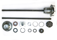 Комплект разгруженных полуосей НИВА (22 шлица/765 мм) без ABS