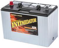 Аккумулятор гелевый Deka Intimidator AGM 100Ah 925CCA