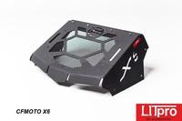 Вынос радиатора на СFMOTO X6 LitPro