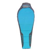 Мешок спальный BTrace Swelter L size (Левый,Серый/Синий)