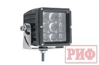 Фара светодиодная рабочего света РИФ 99 мм 27W