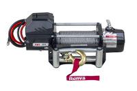 Лебёдка электрическая 12V Magnum 9000 lbs 4200 кг (стальной трос)