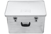 Ящик алюминиевый РИФ 568х377х360 мм (ДхШхВ)