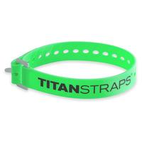 Ремень крепёжный TitanStraps Industrial зеленый L = 51 см (Dmax = 14,15 см, Dmin = 5,5 см)