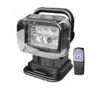Фара-искатель дальнего света на радиоуправлении 185x230x150 мм 50W LED