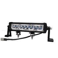 Фара светодиодная водительского света РИФ с ДХО 307 мм 64W