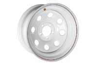 Диск усиленный JEEP стальной белый 5х114,3 8xR16 d84 ET-19