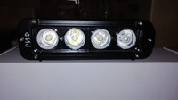 Фара дальнего света РИФ 203 мм 40W LED