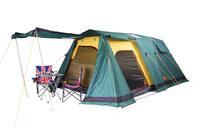 Палатка Alexika Victoria 10, 600x300x200 см. Зеленый