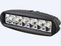 Фара дальнего света РИФ 153 мм 18W LED